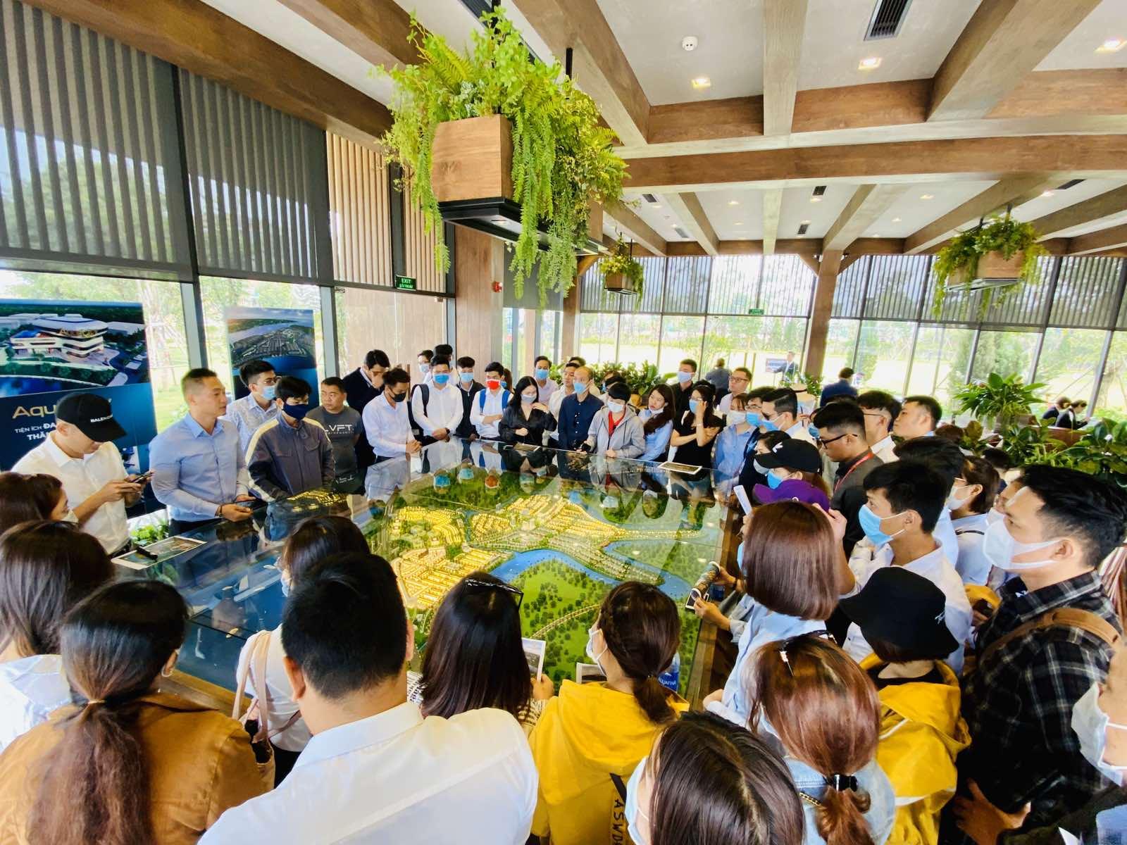 """ngày hội tuyển dụng """"Bứt phá thử thách chinh phục đỉnh cao"""" Hoàng Gia Sài Gòn"""